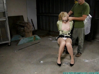 Ariel Anderssen Must Atone for her Work Place Infractions - Part 1