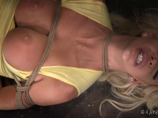 Restrain bondage Barbie