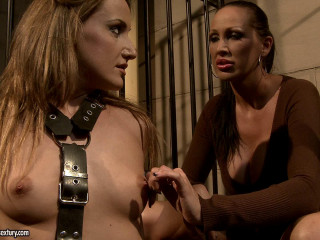 Andy Heads Down To The Dungeon space (Mandy Bright & Andy Brown) MM
