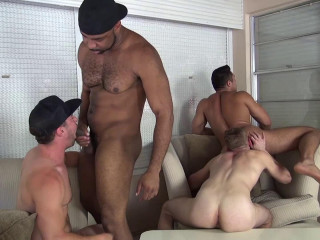 Best Gangbang Party At House