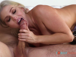 Christie Stevens - Blonde fucks when his husband is away on business (2020)