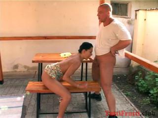 Krisztina, first-timer urinate vicious mega-bitch
