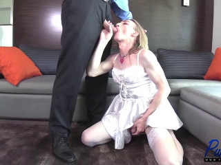 Submissive Sex Doll Gets Fucked Hard