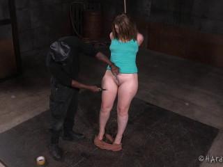 Harley Ace - Biker Restrain bondage Lady