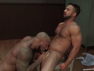 Raging Stallion - Vice -  Daymin Voss, Damian Taylor