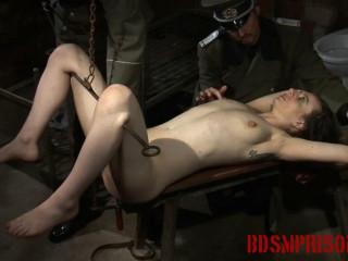 Nadja's Sadism & masochism Interrogation Involves a Rusty Hook And her Pussy (2015)