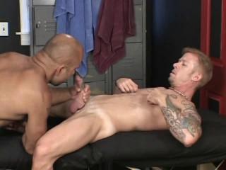 Bareback Cum In My Ass Vol. 2 - Patrick Ives, Chris Neal, Rod Rockhard