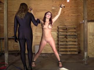 Brendas Bondage -  The Interrogation Of A Spy The Taking