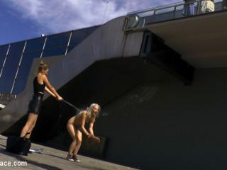 The Humiliation of Liz Rainbow - Part 2 Double Penetration