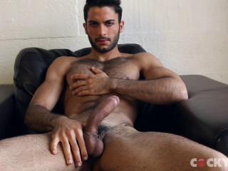 Tony Milan Opens Up And Unloads!