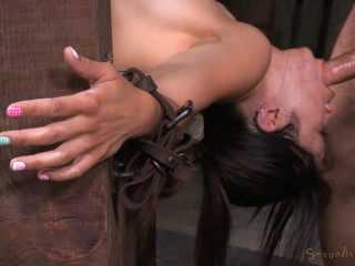 Tiny Asian Asia Zo In Her 1St Bondage Shoot