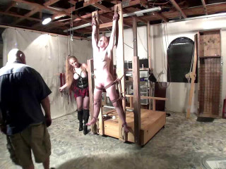 TB - Bts Making A Domination & submission Video Part 1