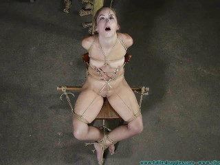 Nude Chair Tie For Rachel - Scene 4 - HD 720p