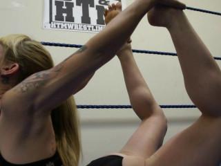 Mixed Wrestling Zone - De-Feet-Ed By The Fine Nikki Aggressive