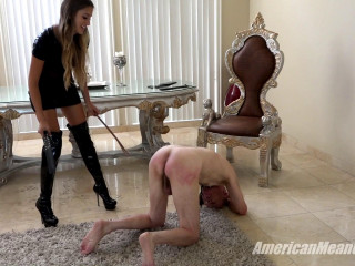Spanking Mean Girl Style