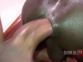 daxt - Black Ass-ault (Marcelo Mastro & Dan Black) Bareback