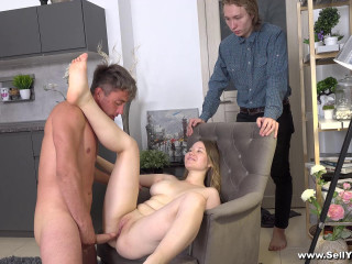 Amalia Davis - Teenie buxom wifey currency pound (2020)