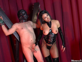 Blackmailing Property - Domination HD
