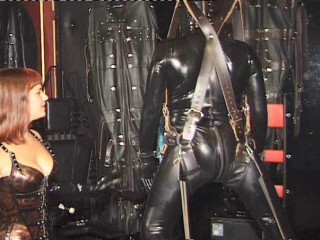 Blow Up Party By Mistress Chelsea - Scene 1