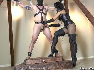 Mistress Tangent - Around Retribution - Domination HD