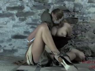A 2 Female Predicament bondage