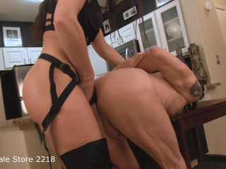 Obey Melanie - Will Work For Strap On