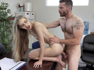 Office Space Pussy Plowing