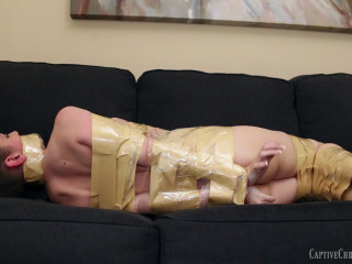 Captive Chrissy Marie - Moving Day