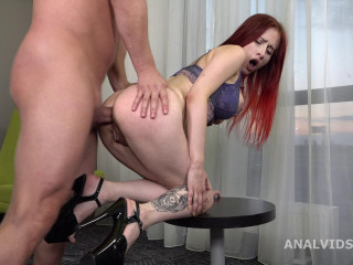 Mr. Anderson's Assfuck Casting, Riana Tear up Welcome to Porn