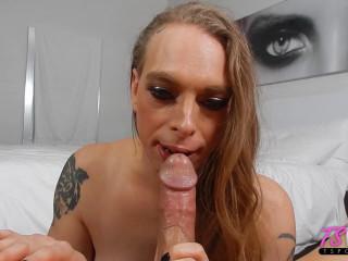 Kali Stylez - sensual top fucks your ass to make you cum