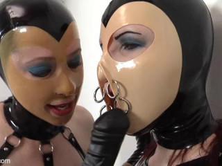 Naughty Tiny Mega-slut - Anna Rose and Janna Mercy