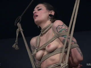 Luna Lovely - Suspended Climax