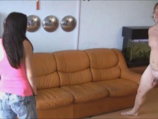 Afternoon Ballbusting - Sadurnus - HD 720p