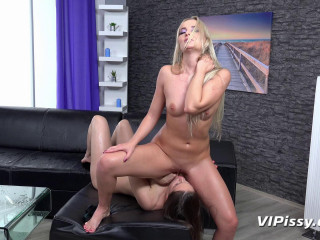Barbara Bieber & Victoria Unspoiled - Soaked From Head To Toe