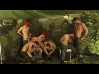 Bareback Gangbang Recruits