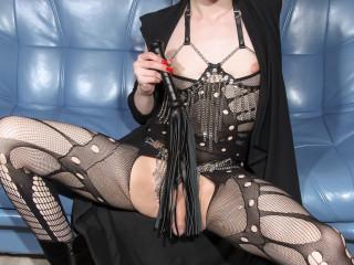Mistress Elena Cums Really Hard!