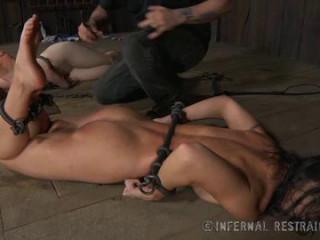 Amazing Sluts In Restrain bondage Soiree