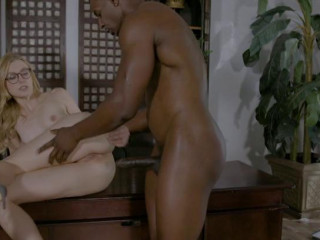 Ebony And Ash-blonde  vol 3