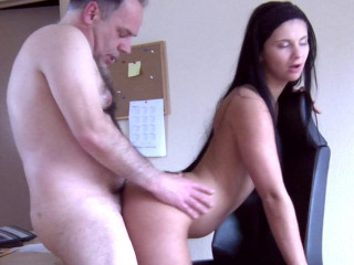 Sexy Teenager Doll Like Romp With Old Boys Part 15