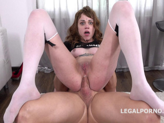 Mr. Anderson's anal casting, Mary Solaris gets Balls Deep Anal