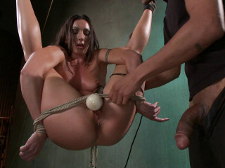 Wenona Penetrated Rock hard in Fierce Restrain bondage - Only Pain HD