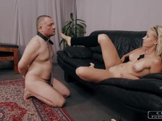 Cruel Punishments - Mistress Zita - Smirking Zita