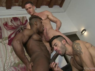 Ivan Gregory, Andy Star, Ridder Rivera