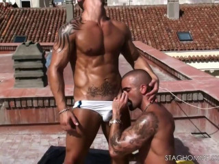 StagHomme - From Here to Heaven - Goran and Damien Crosse
