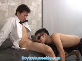 Prisoner Tsuyoshi - Hottest Homosexuals HD