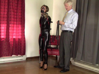 Adara Jordin and Elizabeth Andrews Training Time With The Head Secretary (2017)