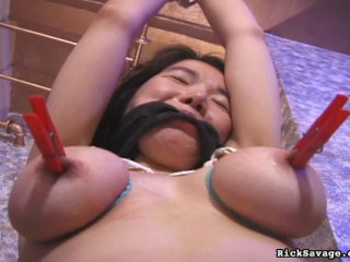 RickSavage - Trussed Japanese Cutie 3: Melody