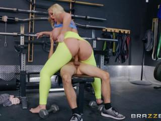 Alura TNT Jenson - Cumming On A Little Strong