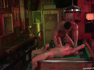 Trapped (Raging Stallion)