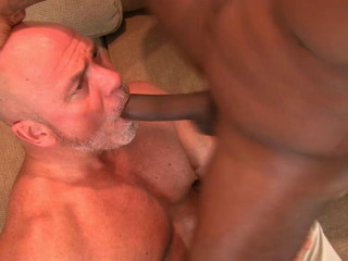BlacksOnDaddies - Screw My Milky Ass, Brutha - Leo James, Romance